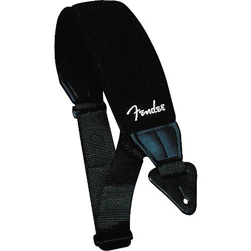 Fender Neoprene Bass Strap Black