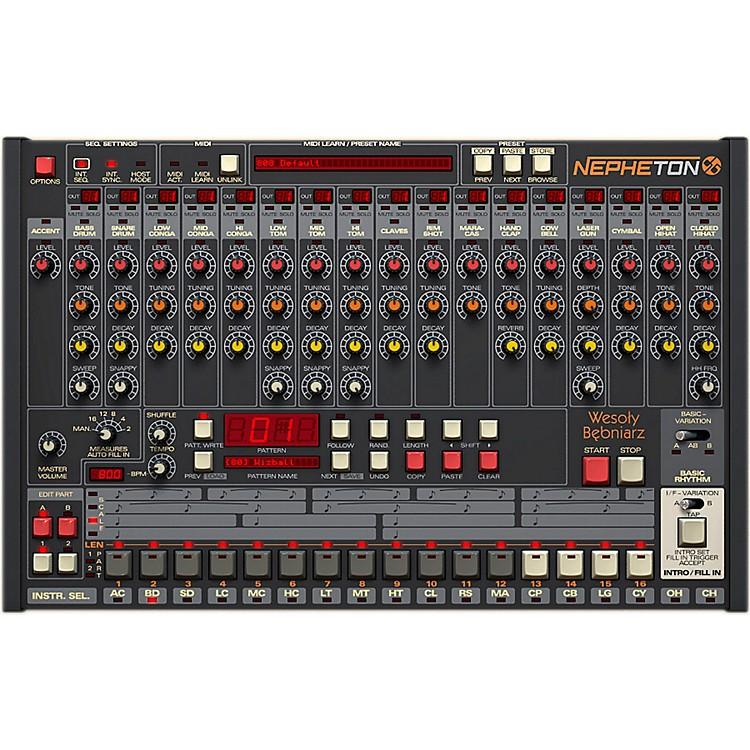 D16 GroupNepheton TR808 Emulation (VST/AU) Software Download