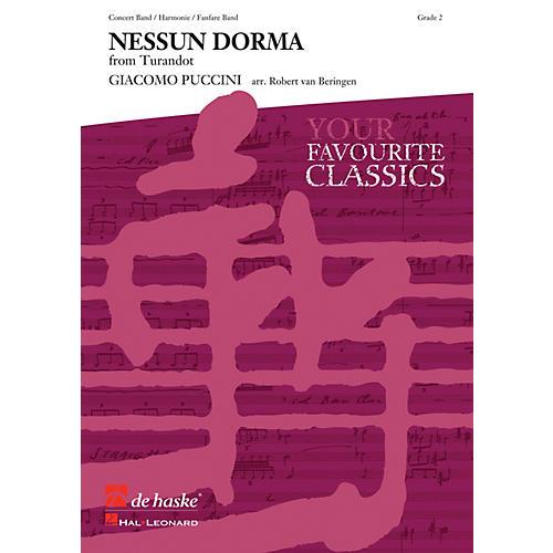 Hal Leonard Nessun Dorma Score Only Concert Band-thumbnail
