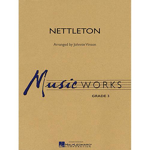 Hal Leonard Nettleton Concert Band Level 3 Composed by Johnnie Vinson-thumbnail