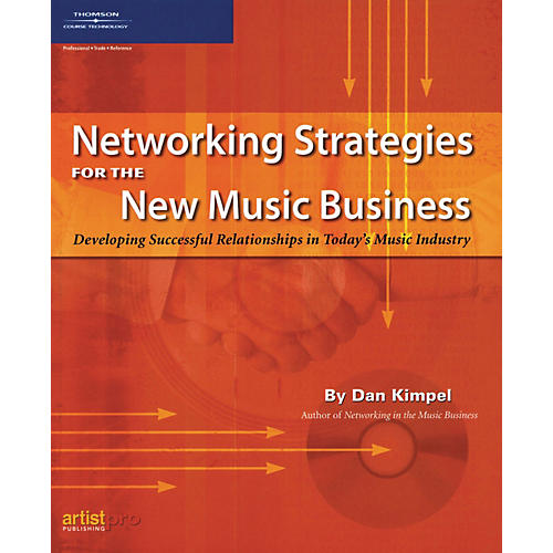 ArtistPro Networking Strategies for the New Music Business-thumbnail