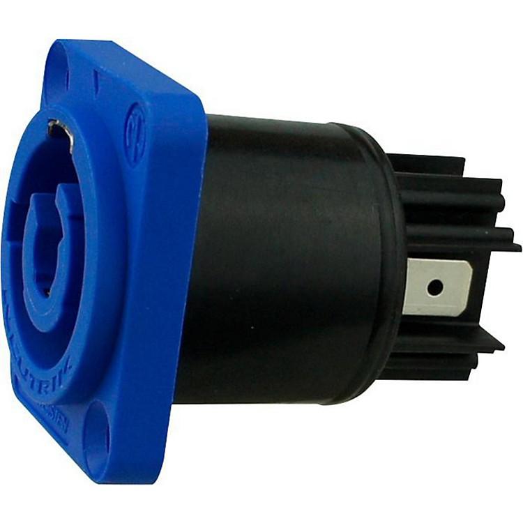RapcoNeutrik PowerCON Power In Blue Panel Mt