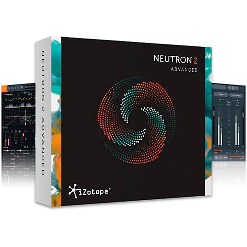 iZotope Neutron 2 Advanced Upgrade From Neutron Advanced