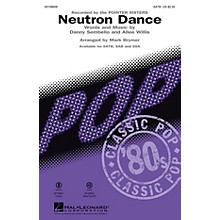 Hal Leonard Neutron Dance ShowTrax CD by Pointer Sisters Arranged by Mark Brymer