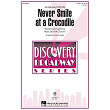 Hal Leonard Never Smile at a Crocodile (Discovery Level 1) VoiceTrax CD Arranged by Audrey Snyder