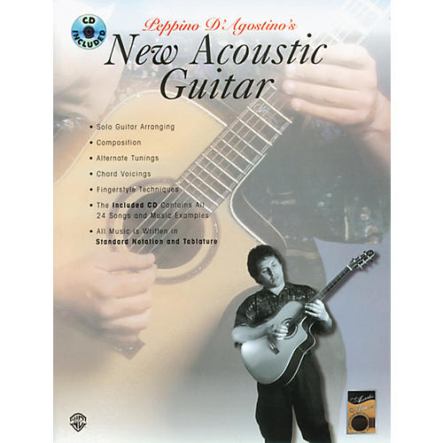 Alfred New Acoustic Guitar Book/CD-thumbnail