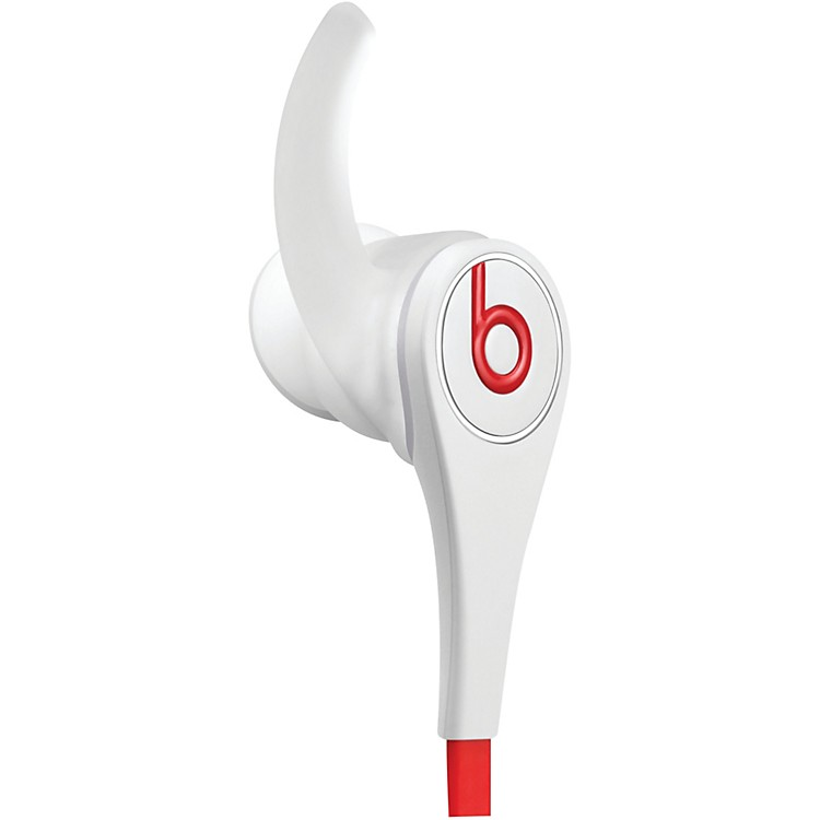 Beats By Dre New Beats Tour In-Ear Headphone White