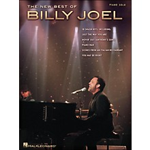 Hal Leonard New Best Of Billy Joel, The Piano Solos Updated