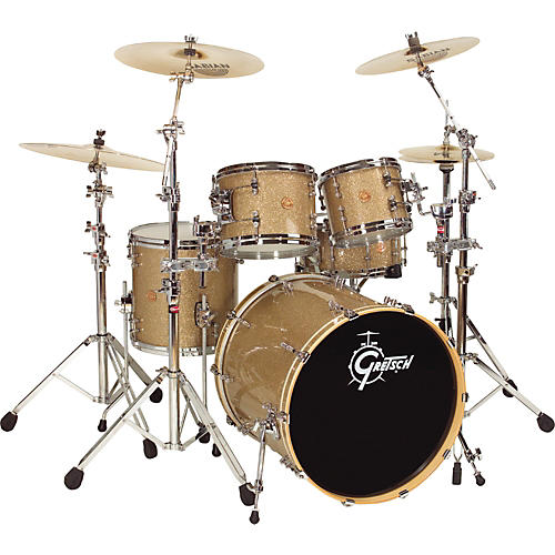 Gretsch Drums New Classic 4-Piece Fusion Shell Pack-thumbnail