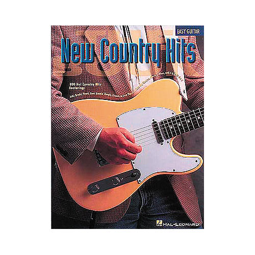 Hal Leonard New Country Hits Book