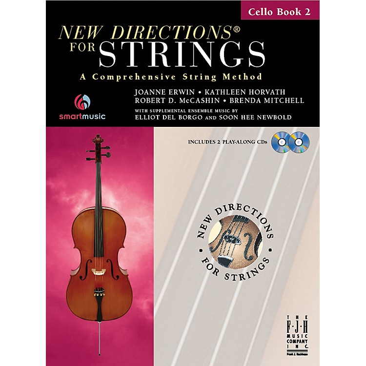 FJH Music New Directions For Strings, Cello Book 2