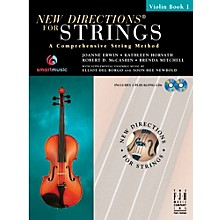 FJH Music New Directions For Strings, Violin Book 1