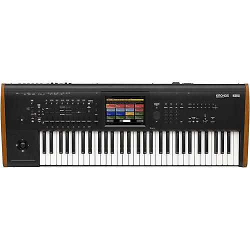 Korg New Kronos 61-Key Music Workstation