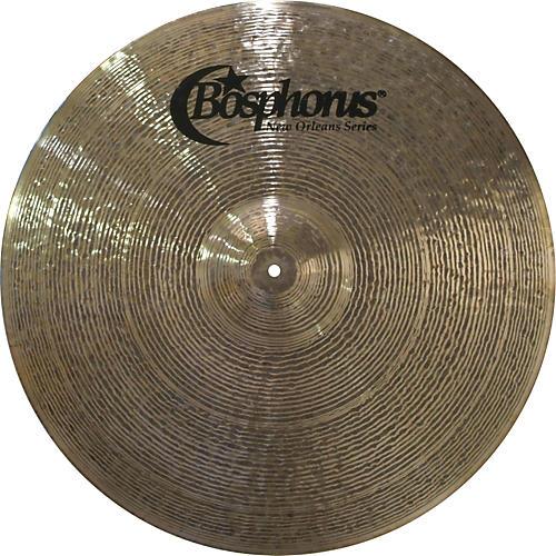 Bosphorus Cymbals New Orleans Series Bosphorus Crash Cymbal-thumbnail