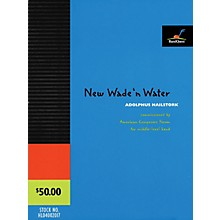 American Composers Forum New Wade 'n Water (Score Only) (BandQuest Series) Concert Band Composed by Adolphus Hailstork