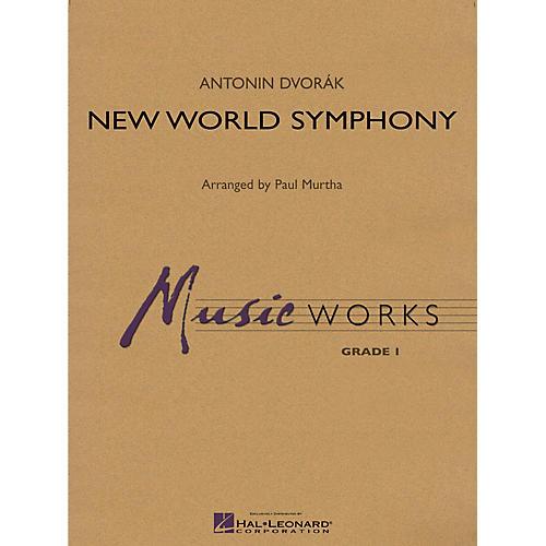 Hal Leonard New World Symphony Concert Band Level 1.5 Arranged by Paul Murtha-thumbnail