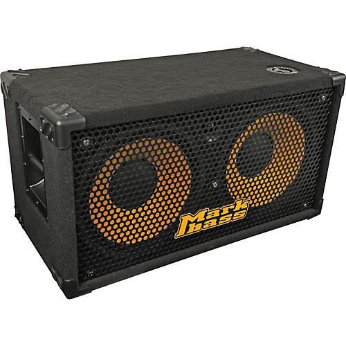 Markbass New York 122 700W 2x12 Bass Speaker Cabinet Black 4 Ohm