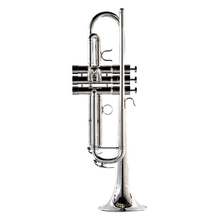 BAC Custom BrassNew York City Model Professional Bb TrumpetNYCS Silver