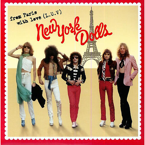 Alliance New York Dolls - From Paris With L-U-V