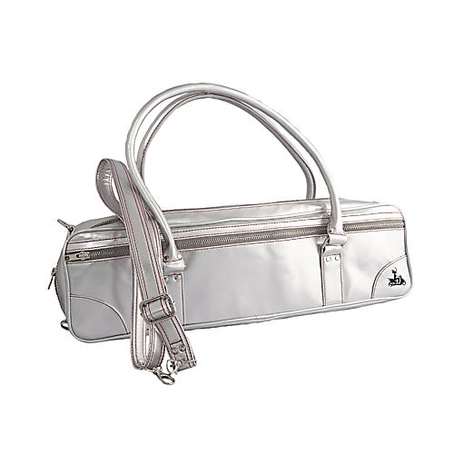 Fluterscooter New York Glam Couture Case Cover Silver