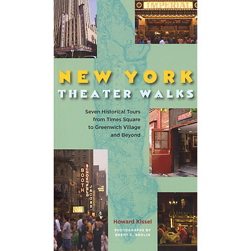 Applause Books New York Theatre Walks Applause Books Series Softcover Written by Howard Kissel