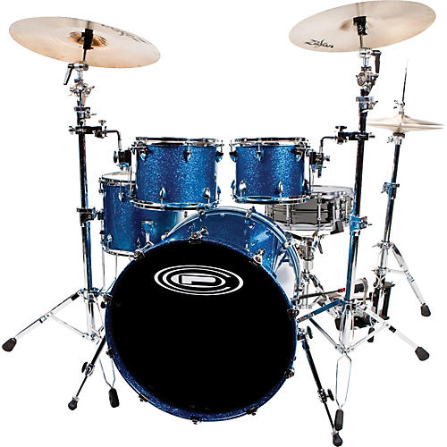 Orange County Drum & Percussion Newport 5-piece Shell Pack with Free Ludwig Black Beauty Snare