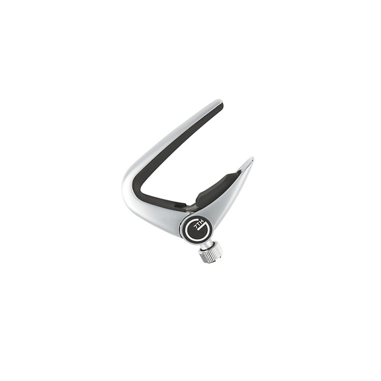 G7th Newport Lightweight Capo Silver