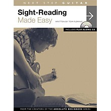 Music Sales Next Step Guitar - Sight-Reading Made Easy Music Sales America Series Softcover with CD by Tom Fleming