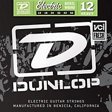 Dunlop Nickel Electric Guitar Strings - Heavy