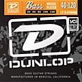 Dunlop Nickel Plated Steel Bass Guitar Strings - Light 5-String  Thumbnail