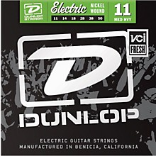 Dunlop Nickel Plated Steel Electric Guitar Strings - Medium Heavy