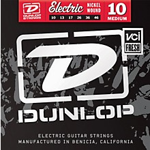 Dunlop Nickel Plated Steel Electric Guitar Strings - Medium