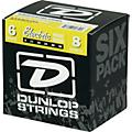Dunlop Nickel Plated Steel Electric Guitar Strings Extra Light 6-Pack  Thumbnail