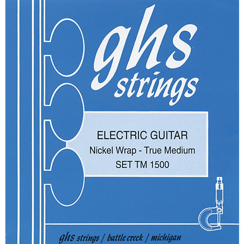 GHS Nickel Rockers True Medium - Wound Third String