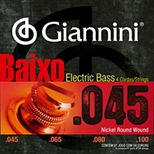 Giannini Nickel Round Wound Electric Bass Strings