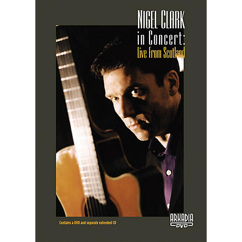 View Video Nigel Clark in Concert - Live from Scotland Live/DVD Series DVD Performed by Nigel Clark-thumbnail