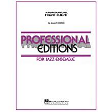 Hal Leonard Night Flight Jazz Band Level 5 Composed by Sammy Nestico