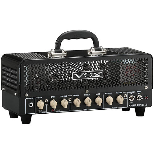 Vox Night Train G2 15W Tube Guitar Head