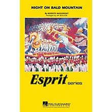 Hal Leonard Night on Bald Mountain Marching Band Level 3 Arranged by Jay Bocook