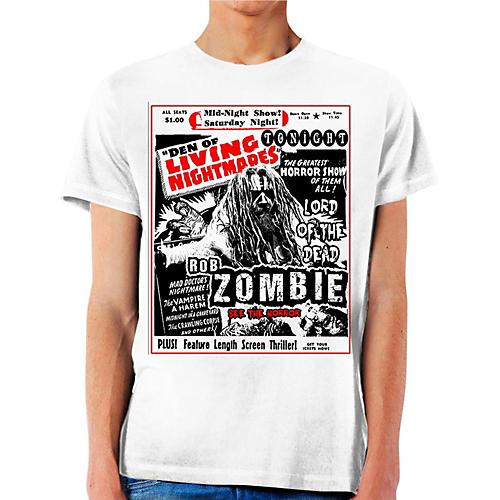 Rob Zombie Nightmare T-Shirt-thumbnail