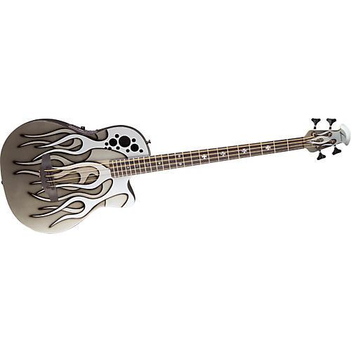 Ovation Nikki Sixx Custom Elite T Bass Acoustic-Electric-thumbnail