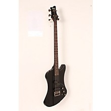 Schecter Guitar Research Nikki Sixx Electric Bass Guitar Level 3 Satin Black 190839120557