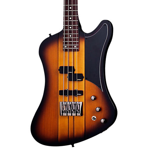 Schecter Guitar Research Nikki Sixx Electric Bass Guitar Vintage Sunburst