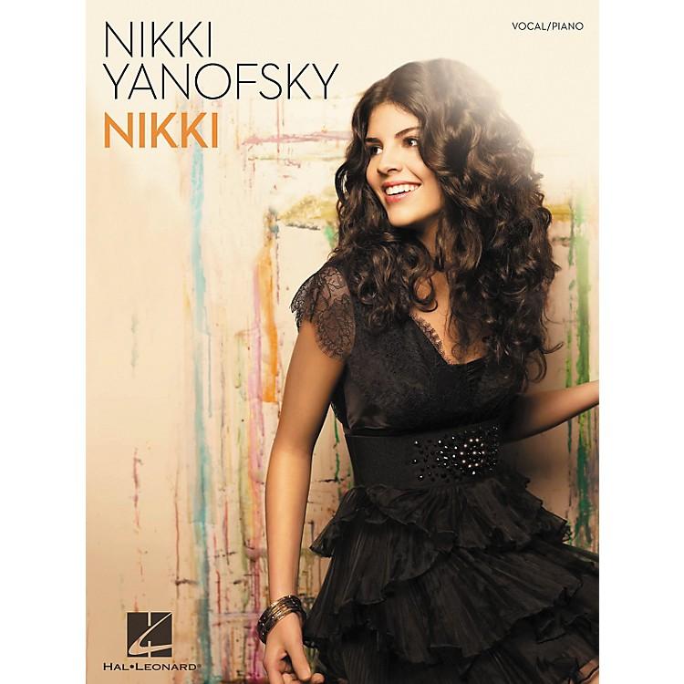 Hal LeonardNikki Yanofsky - Nikki