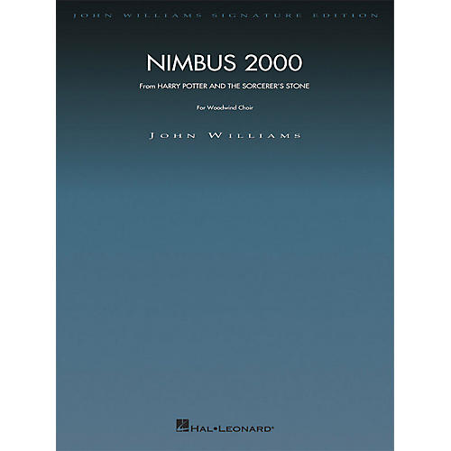 Hal Leonard Nimbus 2000 (from Harry Potter and the Sorceror's Stone) John Williams Signature Edition - Woodwinds-thumbnail