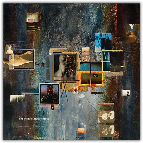Sony Nine Inch Nails - Hesitation Marks Vinyl LP