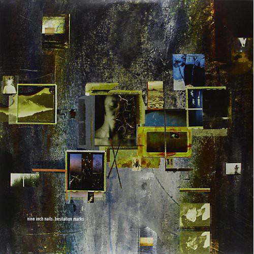 Alliance Nine Inch Nails - Hesitation Marks