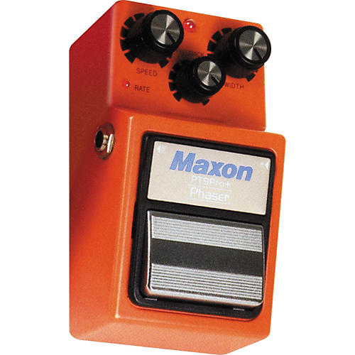 Maxon Nine Series Phaser Pro+ Pedal