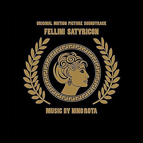 Alliance Nino Rota - Fellini Satyricon - O.s.t.