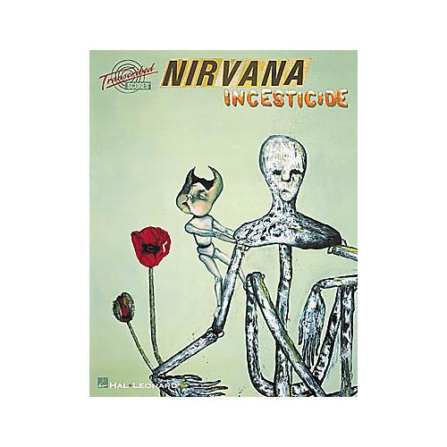 Hal Leonard Nirvana - Incesticide Transcribed Score Book-thumbnail